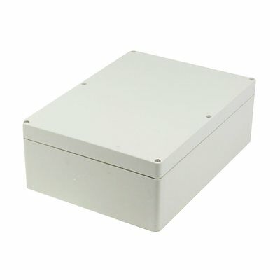 290mm x 210mm x 100mm Waterproof Plastic Enclosure Case DIY Junction Box C1C7