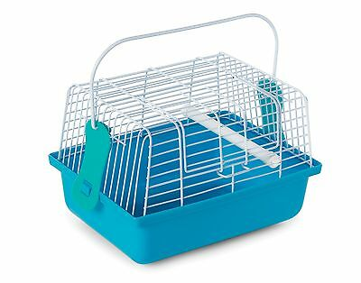 Prevue Pet Products Travel Cage for Birds and Small Animals Blue