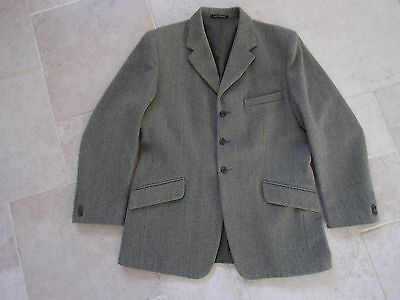 MEARS Men's Keepers Tweed Hacking Hunting Show Jacket size 44""