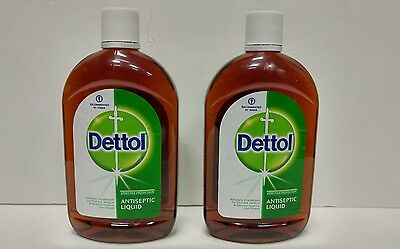 Dettol Antiseptic Disinfectant Liquid - 510 ml - FREE SHIPPING (USA SELLER)