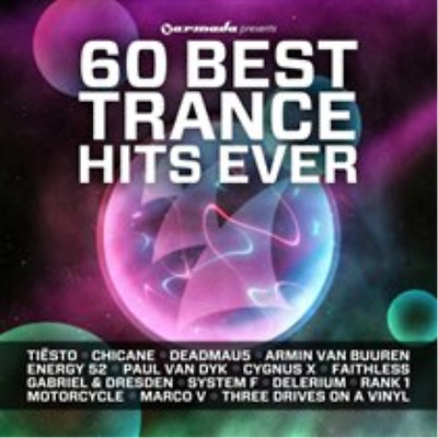 Various Artists-60 Best Trance Hits Ever  (UK IMPORT)  CD NEW