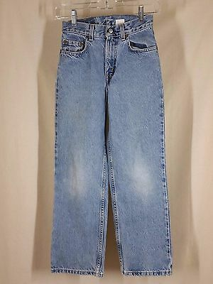 Vintage Levis boys jeans size 11 550 relaxed fit Red Tab