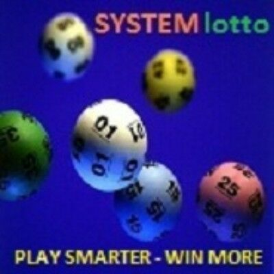Lotto System 10 For Pick 6 Number Games - Play Lotto Smarter & Win Lotto More