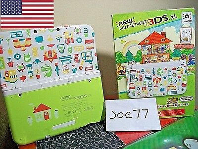 New 3ds Xl Animal Crossing Happy Home Designer Edition Top Ips Non Dual Mario 386 95 Picclick,Logical Vs Physical Database Design