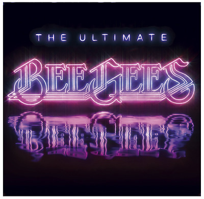 The Ultimate Bee Gees (2-CD set) • NEW • Best of, Greatest Hits, Barry Gibb