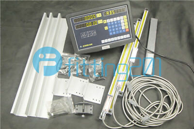 Digital Readout Dro For Milling Lathe Machine 3 Axis With Procision Linear Scale