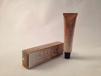 Combinal LIGHT BROWN Cream Hair Dye Professional Hair Tinting (for Lash/brows)