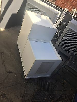 Shop Display Trolley/Cabinet - Perfect Condition (White) - with wheels