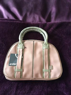 Brand New Antler Pink Vanity Case/Cabin Bag