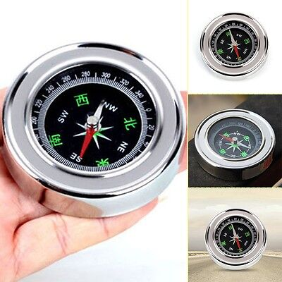 Traditional Military Hiking Pocket Metal Compass Camping Vintage Outdoor Army