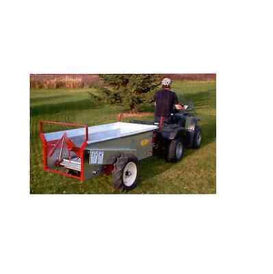 23 Bushel Compact Manure Spreader-Loyal Roth