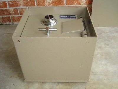 McGunn  -  Floor Safe, In-Ground, Home Security Vault, High Security, Dial Lock