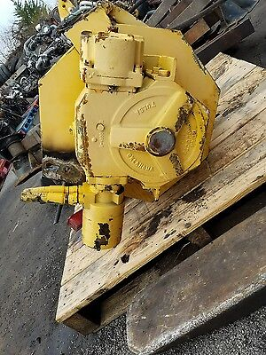 Gear Products Inc Hydraulic Planetary Winch Tulsa 15K Cap Takeout Off Boom Truck