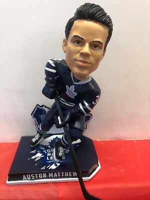 Auston Matthews Toronto Maple Leafs '16 Nation ROOKIE Bobblehead  CLOSEOUT SALE