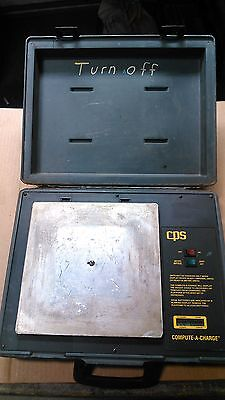 CPS CC-400 COMPUTE-A-CHARGE Scale
