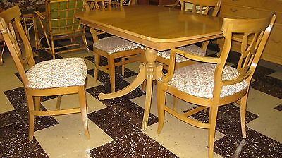 RWAY Mid Century Modern 7 piece Dining room set.