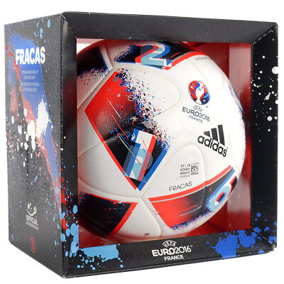 Adidas UEFA Euro 16 Official Match Ball OMB Soccer Football AO4851 NEW!