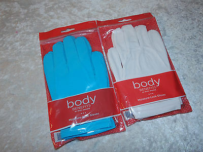 Mositure Lock Gloves Body Benefits by Body Image Unisex 22705