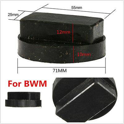Jacking Pad Adapter Rubber Mercedes Hydraulic Ramp Jack Tool For Bwm Mini E