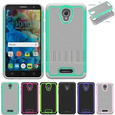 For Alcatel Pop 4 Plus 5.5 inch Heavy Duty Tough Strong Case Cover