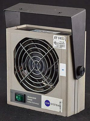 Ion Systems 6430 IsoStat Anti-Static Ionizer Ionizing Ionized Air Blower Fan
