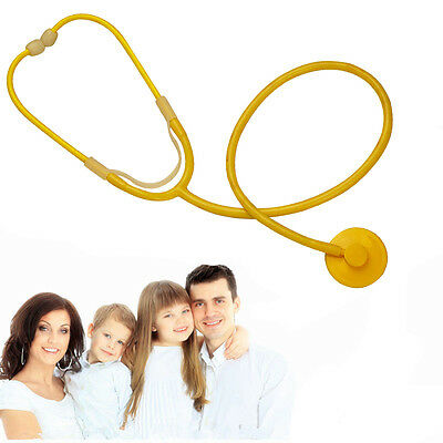 High Quality Stethoscope Toy Medical Stethoscope Kids Children Tool Funny New.