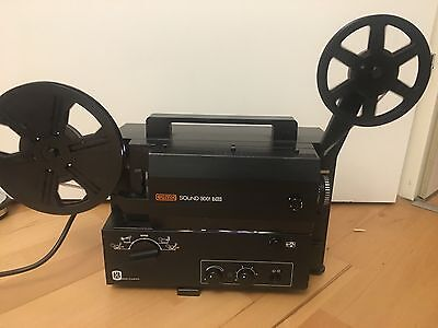EUMIG Sound 8001 Super 8 Ton Film Projektor