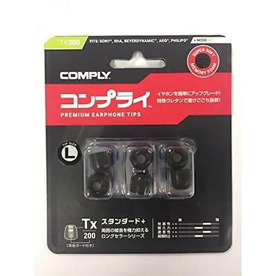 Comply Tx-200 Isolation Plus - Almohadillas Aislantes Para Auriculares 8584