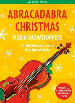 Hussey Christopher-Abracadabra Christmas: Violin Showstopp (UK IMPORT)  BOOK NEW