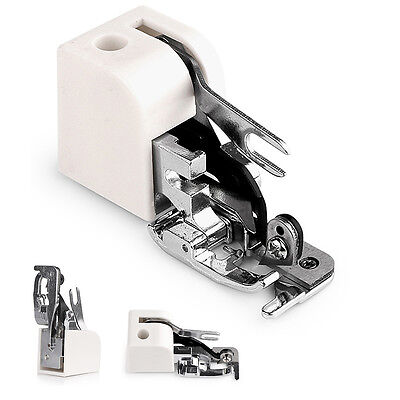 1 Side Cutter Overlock Presser Foot Sewing Machine Attachment For Sharp Cutter