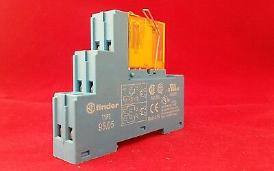 Finder 95.05 Relay Socket Type 95.05
