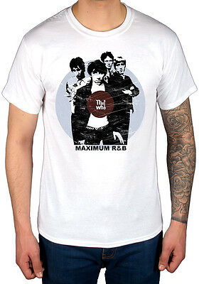 Official The Who Maximum Rhythm And Blues T-shirt Unisex R&B Tour Merch Tommy Ba