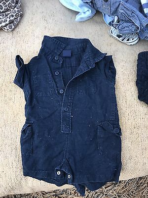 Baby Boys Clothes Bundle Up To 3 Months (0-3)