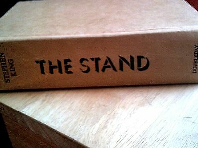 The Stand by Stephen King, A Doubleday 1st Edition 1978