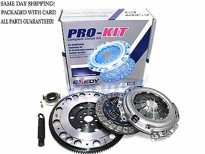 Exedy Clutch Pro-Kit+Pro-Lite Flywheel Honda Civic Si K20 2.0 Acura Rsx K-Series