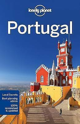 Lonely Planet Portugal (Travel Guide), Lonely Planet, New Book