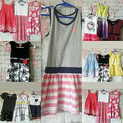 Lot of 15 Summer Spring Dress Clothes 5T Kids Old Navy Fashion Dress