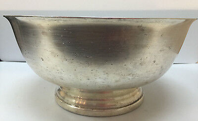 Vintage Gorham Silverplate EP YC781 Large Serving Bowl 9""
