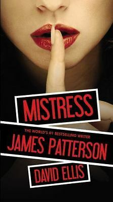 Mistress by James Patterson Paperback Book (English)