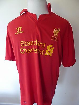mens LIVERPOOL shirt - size xxl great condition