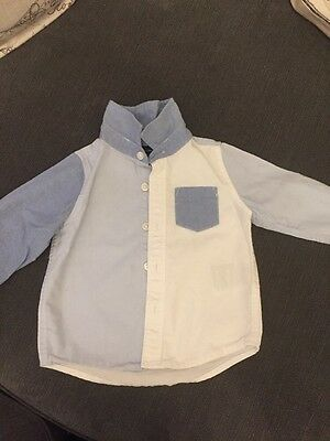 Baby GAP Boys Shirt 6-12 Months Worn Once