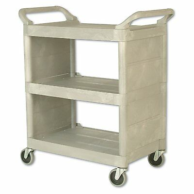 "Rubbermaid Commercial Utility Cart - 32"" Width x 18"" Depth x 37-1/2'' height"