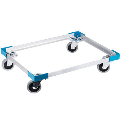 Carlisle Cateraide TC1826N Sheet Pan / Tray Carrier Dolly, Aluminum