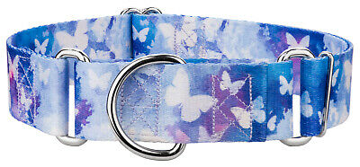Country Brook Petz® 1 1/2 Inch Martingale Dog Collar - Animal Collection