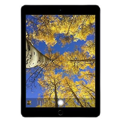 Tablet Apple iPad Air 2 A1566 Wi-Fi 16 GB Negro Usado | C
