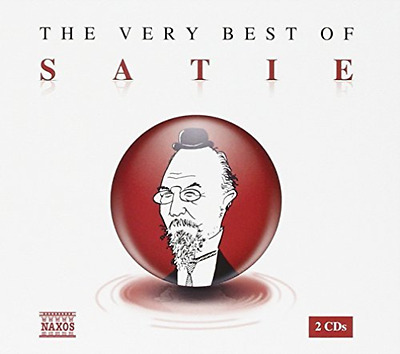 The Very Best of Satie  (US IMPORT)  CD NEW