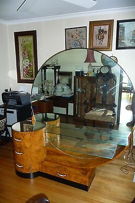 art deco dressingtable
