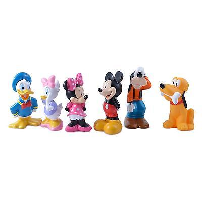 Disney Mickey Mouse and Friends Bath Toys for Baby Toy Set Cute Gift Girls Kids