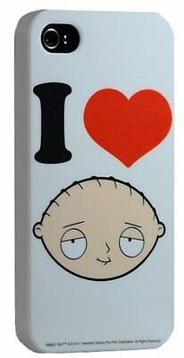 Family Guy Fitted Hard Shell Cell Phone Case For IPhone 4/4S -  I Love Stewie