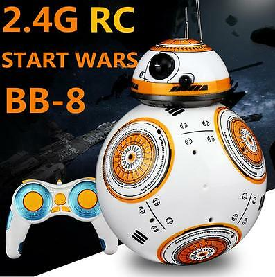 Star Wars RC BB-8 Robot Radio Remote Controlled 2.4G Toys Model NEW WITH BOX
